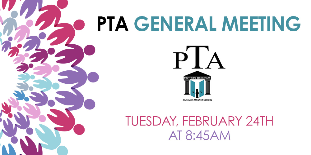 southside elementary pta special pta meeting with dr karp february